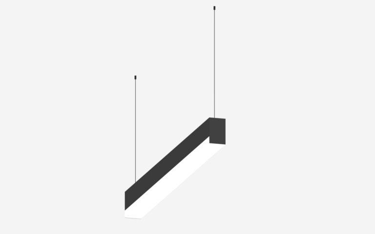 LED Lineer U Difüzör 001