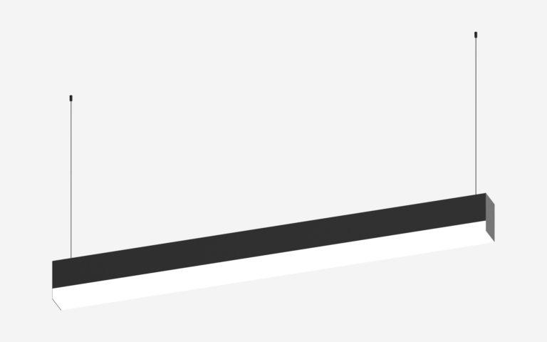 LED Lineer U Difüzör 002