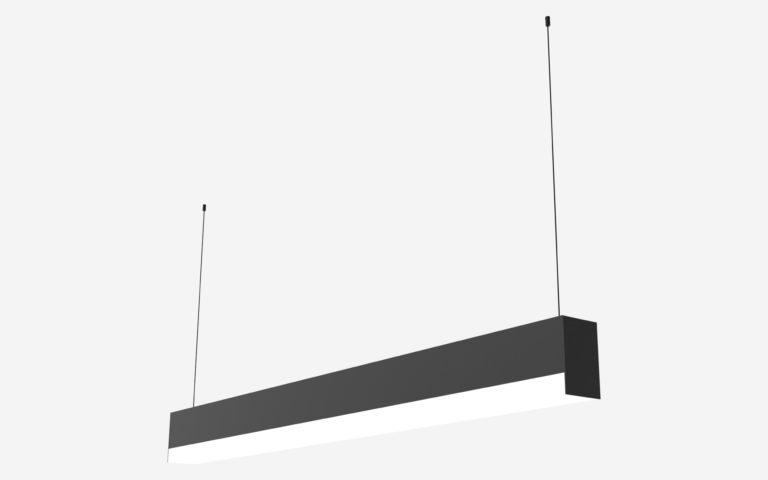 LED Lineer U Difüzör 005