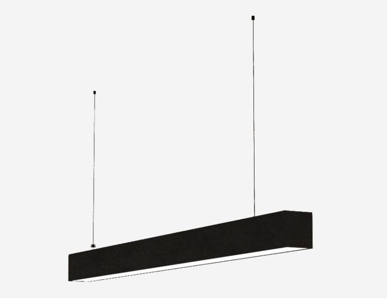 LED Lineer Flat Difüzör