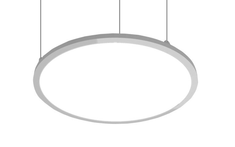 LED Dekopanel Yuvarlak